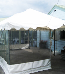 Marquee - 4x 6 mt