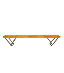 Adult Bench Seat 2.4mts $13.50
