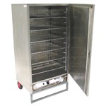 Hot Box Oven Warmer incl 9kg gas  $135,00